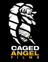 CAGED ANGEL FILMS Inc Logo